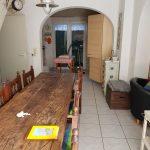 Esszimmer, Blick zur Küche